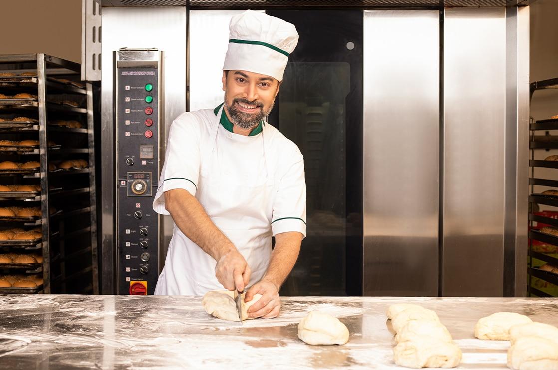 baker chef pakistan