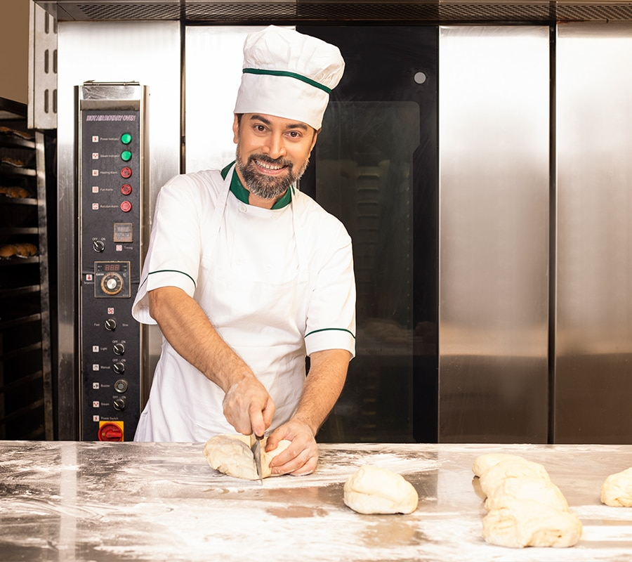 bakery chef pakistabn