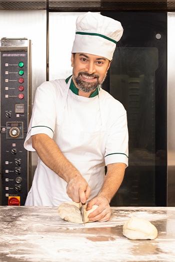 bakery chef pakistan