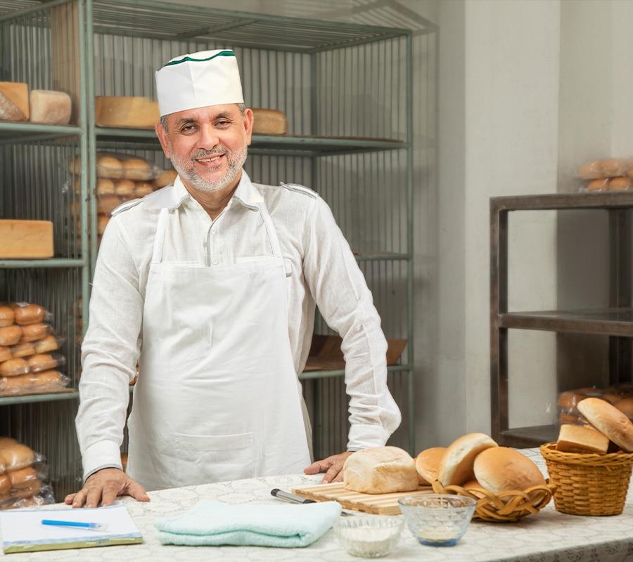 bakery owner pakistan